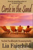 Book Cover Image. Title: Circle in the Sand, Author: Lia Fairchild