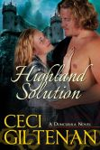 Book Cover Image. Title: Highland Solution, Author: Ceci Giltenan