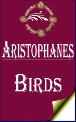 Birds by Aristophanes