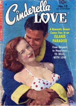 Cinderella Love Number 12 Love Comic Book