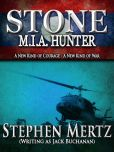 Book Cover Image. Title: Stone:  M.I.A. Hunter, Author: Stephen Mertz