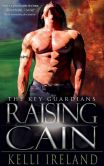 Book Cover Image. Title: Raising Cain, Author: Kelli Ireland