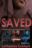 Book Cover Image. Title: The Saved Series:  The Complete Collection, Author: Lorhainne Eckhart