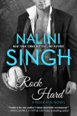 Book Cover Image. Title: Rock Hard, Author: Nalini Singh