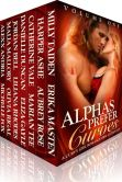 Book Cover Image. Title: Alphas Prefer Curves:  A Curvy Girl Romance BBW Anthology (Volume One), Author: Milly Taiden