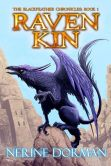 Book Cover Image. Title: Raven Kin, Author: Nerine Dorman