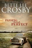 Book Cover Image. Title: Passing through Perfect, Author: Bette Lee Crosby
