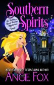 Book Cover Image. Title: Southern Spirits, Author: Angie Fox