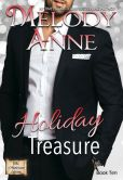Book Cover Image. Title: Holiday Treasure, Author: Melody Anne