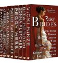 Book Cover Image. Title: Risky Brides Bundle:  A BESTSELLERS' BOXED SET OF NOVELS AND NOVELLAS, Author: Vicki Hinze