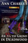 Book Cover Image. Title: An Ex to Grind in Deadwood, Author: Ann Charles