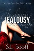 Book Cover Image. Title: Jealousy, Author: S. L. Scott
