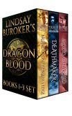 Book Cover Image. Title: The Dragon Blood Collection, Books 1-3, Author: Lindsay Buroker