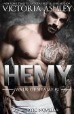 Book Cover Image. Title: Hemy (Walk Of Shame #2), Author: Victoria Ashley