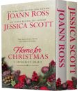 Book Cover Image. Title: Home for Christmas:  A Holiday Duet, Author: JoAnn Ross