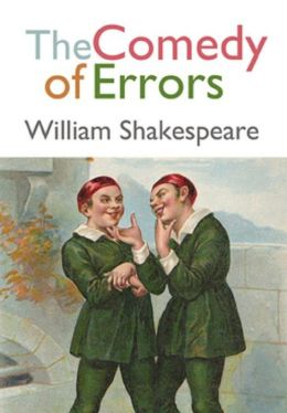 The Comedy of Errors By Shakespeare