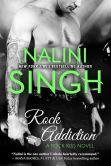 Book Cover Image. Title: Rock Addiction, Author: Nalini Singh