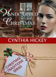 Book Cover Image. Title: Handcarved Christmas, Author: Cynthia Hickey