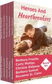 Book Cover Image. Title: Heroes & Heartbreakers, Author: Barbara Freethy