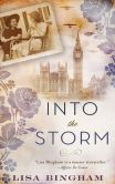 Book Cover Image. Title: Into the Storm, Author: Lisa Bingham