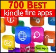 Book Cover Image. Title: 700 Best Kindle Fire Apps:  Including the Top 500+ Free Apps!, Author: Steve Weber
