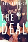 Book Cover Image. Title: The Deal (Off-Campus, #1), Author: Elle Kennedy
