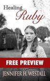 Healing Ruby: A Novel (Free Preview)