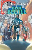 Book Cover Image. Title: Convergence:  Blue Beetle (2015-) #2 (NOOK Comic with Zoom View), Author: Scott Lobdell