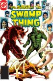 Book Cover Image. Title: The Saga of the Swamp Thing (1982-) #4, Author: Martin Pasko