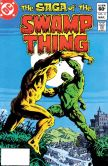 Book Cover Image. Title: The Saga of the Swamp Thing (1982-) #11, Author: Martin Pasko