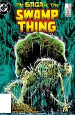 Book Cover Image. Title: The Saga of the Swamp Thing (1982-) #28, Author: Alan Moore