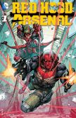 Book Cover Image. Title: Red Hood/Arsenal (2015-) #1, Author: Scott Lobdell