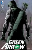 Book Cover Image. Title: Green Arrow (2011-) #41 (NOOK Comic with Zoom View), Author: Benjamin Percy