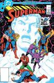 Book Cover Image. Title: Superman (1939-) #414, Author: Elliot S. Maggin