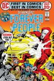 Book Cover Image. Title: The Forever People (1971-) #10, Author: Jack Kirby