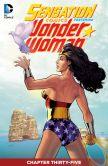 Book Cover Image. Title: Sensation Comics Featuring Wonder Woman (2014-) #35, Author: Josh Elder