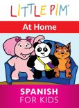Product Image. Title: Learn Spanish with Little Pim - At Home