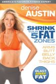 Product Image. Title: Denise Austin: Shrink Your 5 Fat Zones