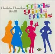 Girls! Girls! Girls!: A Yearbook of Dream Dates