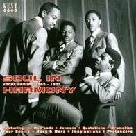 Soul in Harmony: Vocal Groups 1967-1977