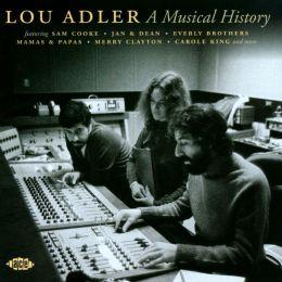 Lou Adler: A Musical History