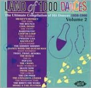 Land of 1000 Dances, Vol. 2: 1956-1966