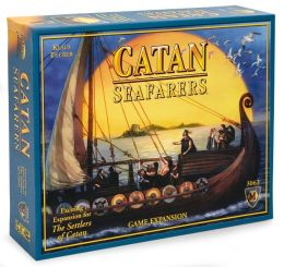 Catan Seafarers Game Expansion