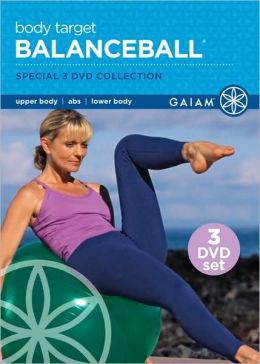 Body Target: Balance Ball Media Set (3 Discs)