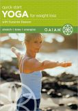 Video/DVD. Title: Quick Start Yoga for Weight Loss