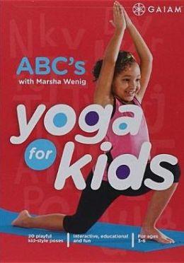 YogaKids 2: Yoga ABCs