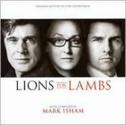 Lions for Lambs [Original Motion Picture Soundtrack]