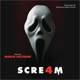 Scream 4 [Original Score]