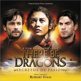 There Be Dragons: Secretos de Pasion [Score]