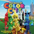 CD Cover Image. Title: The Hero Of Color City